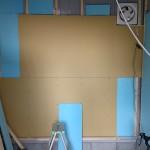 【ガレージ内装DIY-Part3】内壁作り 断熱材編【イナバ物置・自作】