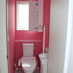 【Web内覧会】2Fトイレ~ピンクの壁紙/クロス~【第4回】