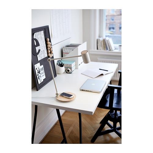 【イケア最新情報】ikeaの家具にワイヤレス給電qi対応~テーブルにスマホを置けば充電開始 【サムスンと共同開発