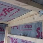 【ガレージ内装DIY-Part11】内装壁用骨組み作り 4【イナバ物置・自作】