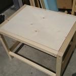 【簡単・自作】DIYで子供用のテーブルを作る