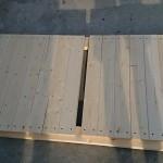 【DIY】キャンプ・アウトドア用折りたたみ式のローテーブルを自作するPart2【材料カット+加工】