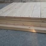 【DIY】キャンプ・アウトドア用折りたたみ式のローテーブルを自作するPart3【天板完成と脚の加工・組立】