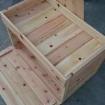 【木工DIY】格安桧(ひのき)の板材を使ったキャンプ用品収納ボックス/木箱の自作~便利機能あり