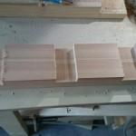 【焚き火テーブルの自作】ユニフレーム風ステンレストップの折り畳みローテーブルPart3