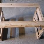 【木工DIY】格安桧(ひのき)の板材を使ったキャンプ用品収納ボックス/木箱の自作~Ver2の製作開始