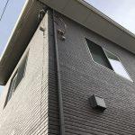 【簡単DIY】一条工務店ismartの雨樋(とい)をカスタマイズ