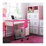 商品紹介編【ismart×IKEA】女の子の子供部屋にイケアの机と椅子を入れました【ピンクの学習デスク・チェアと引き出しユニット】