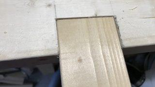 【ガレージ内装DIY-Part27】L字型の棚を増設するPart2 【イナバ物置・自作】